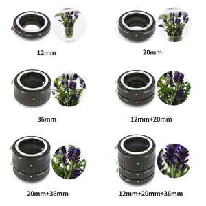Image 5 - Shoot anel de extensão macro de foco automático, anel para nikon d5600 d5500 d5300 d7200 d7100 d3400 d3300 d610 d90 acessórios