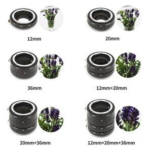 Image 5 - TIRER Autofocus Dextension Macro Anneau de Tube pour Nikon D5600 D5500 D5300 D7200 D7100 D3400 D3300 D3200 D3100 D610 D90 Accessoires