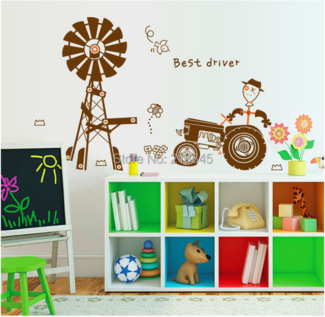Farm Wall Art farm room decor promotion-shop for promotional farm room decor on