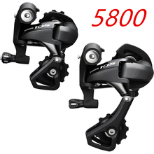 Wholesale SHIMANO 105 RD-5800-SS GS 11S road cycling carbon bike rear derailleur For Tour and Relaxing Bike Components Parts