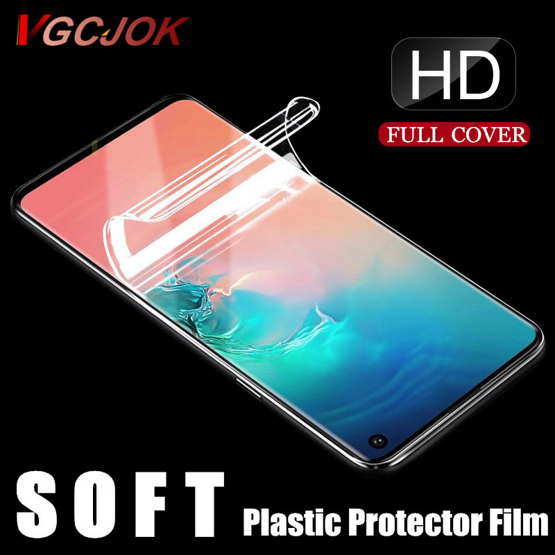 Not Tempered Glass For Samsung Galaxy S10e S10 S8 + S9 Plus S6 S7 Edge Note 8 9 Screen Protector HD Full Cover Soft Plastic FilmNot Tempered Glass For Samsung Galaxy S10e S10 S8 + S9 Plus S6 S7 Edge Note 8 9 Screen Protector HD Full Cover Soft Plastic Film