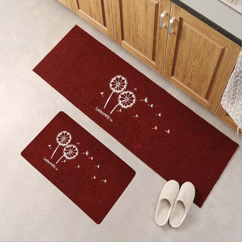 Us 3 65 36 Off Anti Slip Long Kitchen Mat Set Washable Bedroom Bedside Carpet Modern Entrance Doormat Living Room Carpets And Rugs Tapis In Mat From