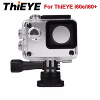 THIEYE IP68 Waterproof Case 60M Underwater Housing Shell Waterproof Housing Camera Accessories For THIEYE I60e Action