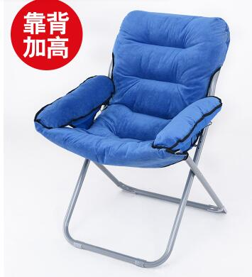 Lazy computer chair. Big. Game back chair. Home bedroom simple modern leisure chair.10