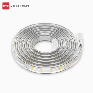 Image 1 - Comprimento feito sob encomenda yeelight led smart light strip extensível branco & versão quente funciona com o assistente da casa do google