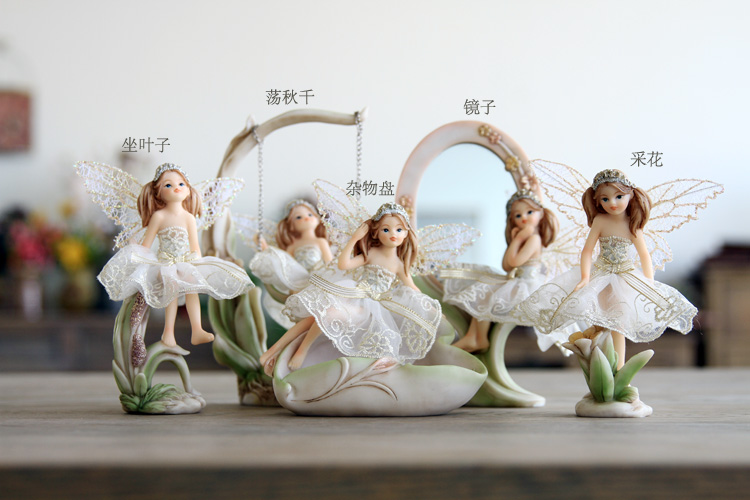 European Garden Decor wedding gift gifts crafts ornaments ...