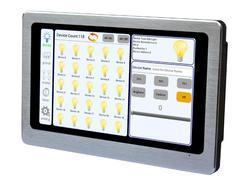 DL103 DALI touchscreen-steuerung