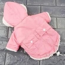 Winter Warm Pet's Coat