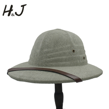 Соломенная шляпа Toquilla, шляпа ведро из 100% соломы для мужчин, вьетнамская военная шляпа, летняя шляпа от солнца, сафари, горняков в джунглях