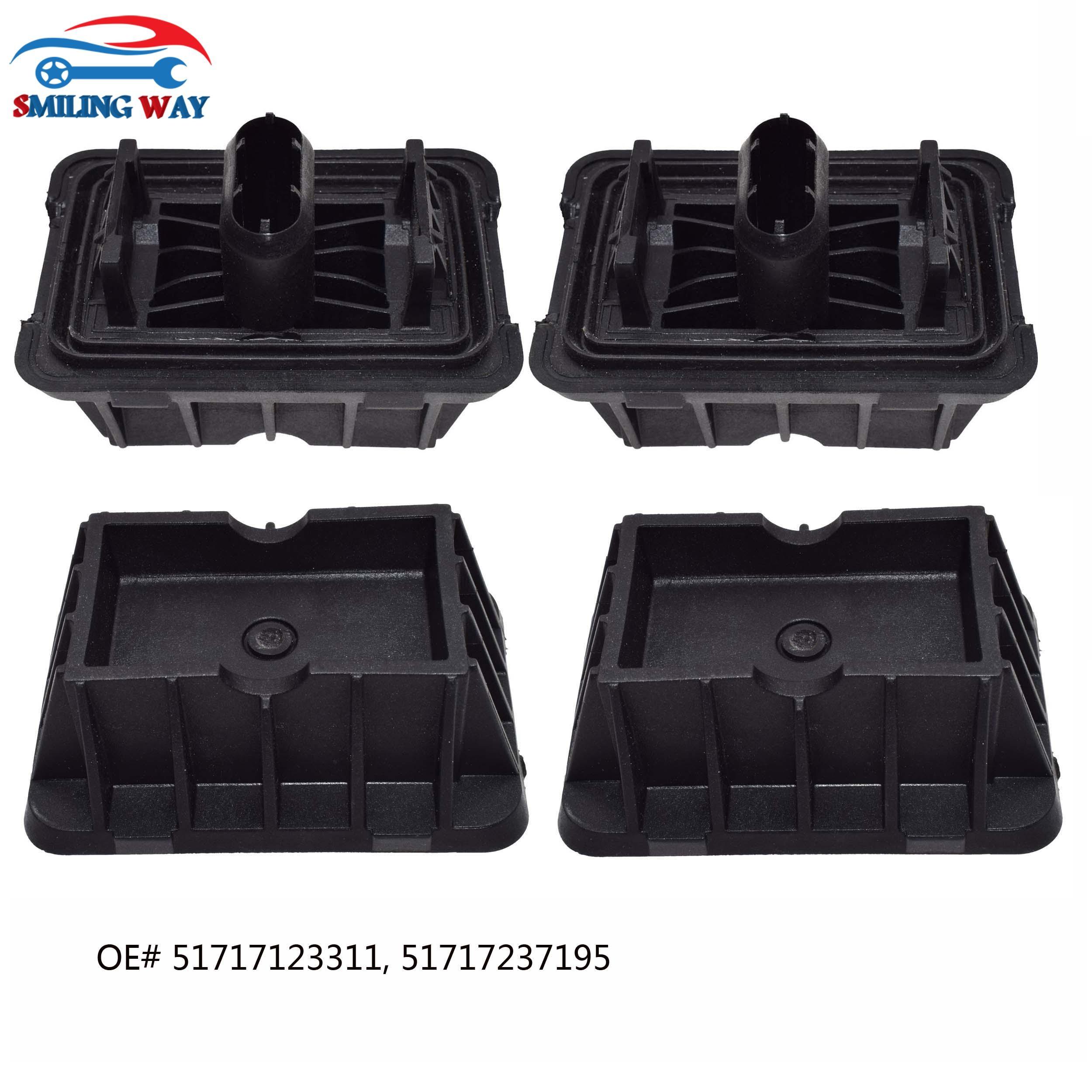 Under Car Support for Lifting E82 E84 E88 E90 E91 F01 F02 F10 F12 BMW Jack Pad
