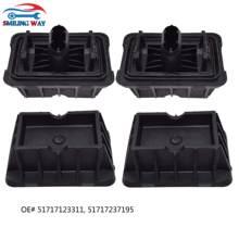 Adaptateur pour prise de levage et enregistrement de voiture, pour BMW 1 3 5 6 7, série X1 E81 E82 E84 E87 E90 E91 E60 E61 F07 F10