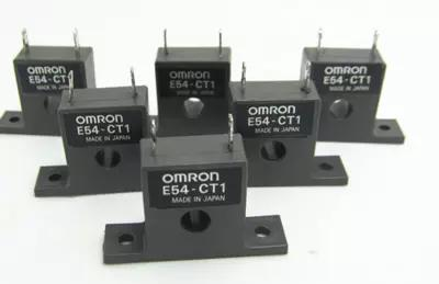 Free shipping     OMRON temperature control module annex E54-CT1Free shipping     OMRON temperature control module annex E54-CT1