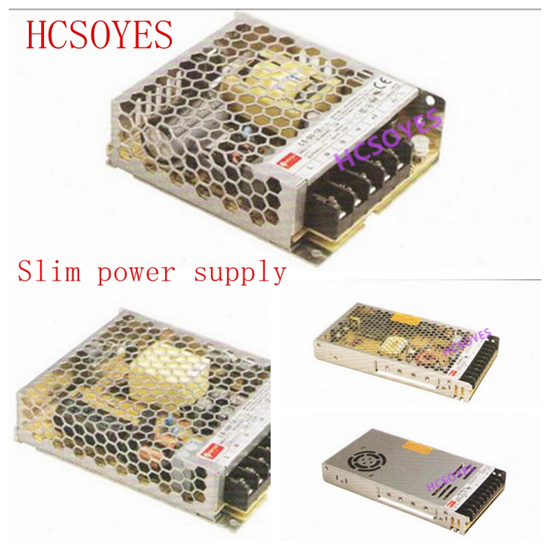 <font><b>DC</b></font> 5V <font><b>12V</b></font> 24V Slim transformator power 25W <font><b>50W</b></font> 100W 200W 350W 2A 4A 8A 10A 14A 16A 20A 29A power supply Switching Power Module image