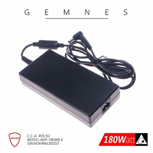 Image 2 - Genuine Delta 180W 19.5V 9.23A AC Laptop Power Adapter Charger For MSI GT60 GT70 GS63VR GS73 17B4 GE63 GE73 ADP 180MB K
