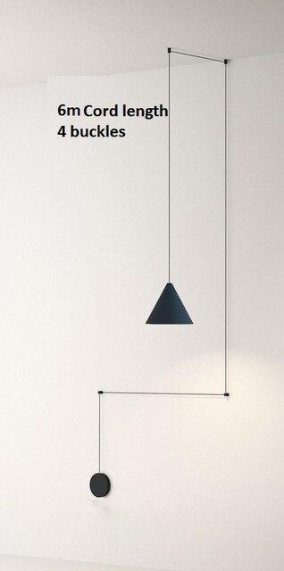 cozinha de teto 3 hanglamp lampada luzes macaroon 04