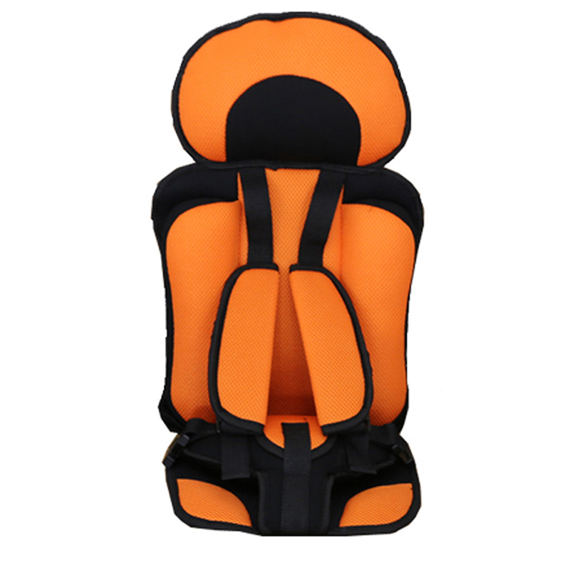 Children S Chairs Seat In The Car Thickening Safe Portable Baby Car Seats Comfortable Cotton Baby