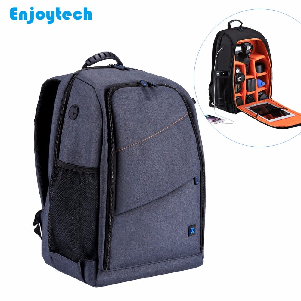 New Arrival Univeral Camera Bag For Sony Nikon Canon DSLR Cameras Waterproof Protective Backpacks for Cameras accessories
