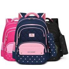 Children School Bags boys girls kids backpack Primary school backpack orthopedic schoolbag backpack kid Bookbag mochila infantil