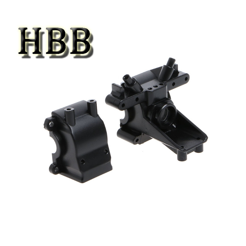HBB Toys Accessory RC Car Parts Wavefront Gearbox Hydraulic Transmission Box for Wltoys 12428 12423