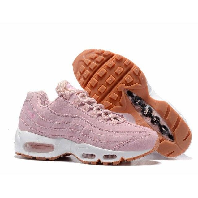 74143326088d8 Novas Cores 95 NIKE Air MAX Sapatos Esportes das Mulheres Que Executam  Calça As Sapatilhas das