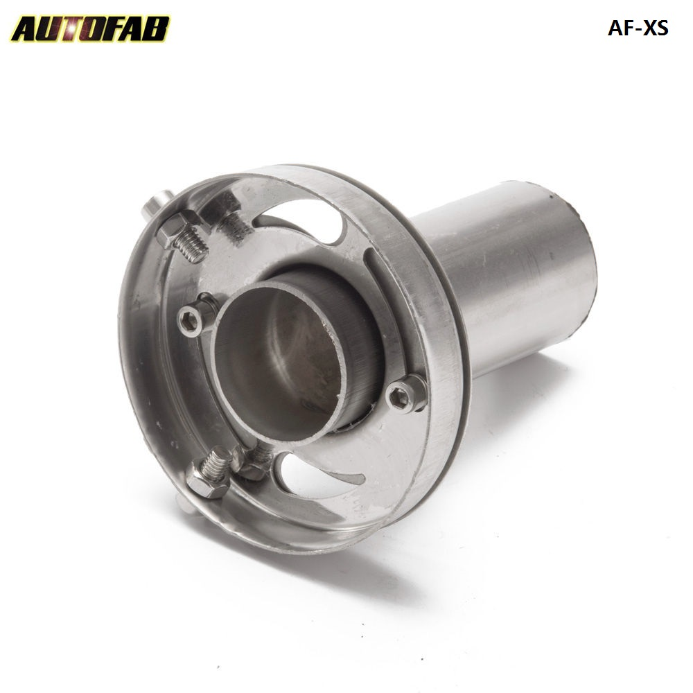 "4.5/"" Adjustable Round Tip Silencer Exhaust Muffler Adjustable Removable Silencer"