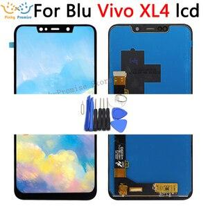 Image 1 - עבור Blu vivo XL4 lcd תצוגה + מסך מגע Digitizer עצרת החלפת 6.2 חדש Lcd מסך עבור Blu vivo XL4 V0350WW Lcd