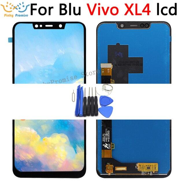 עבור Blu vivo XL4 lcd תצוגה + מסך מגע Digitizer עצרת החלפת 6.2 חדש Lcd מסך עבור Blu vivo XL4 V0350WW Lcd