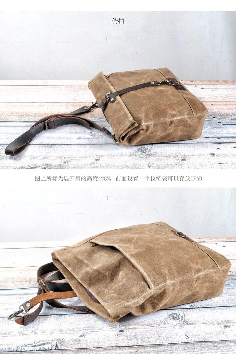 bolsa de ombro locomotiva saco de transporte lateral masculino