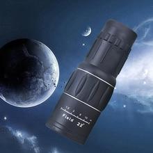 Monocular Telescope 10X40 66M/1000M Travel Concert Outdoor Green Film HD Monocular Telescope Tourism Scope Binoculars