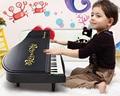 Niños pequeños juguetes educativos infantiles del bebé iluminación música del órgano electrónico del piano instrumento de la 1 3 6 años de edad chica masculina
