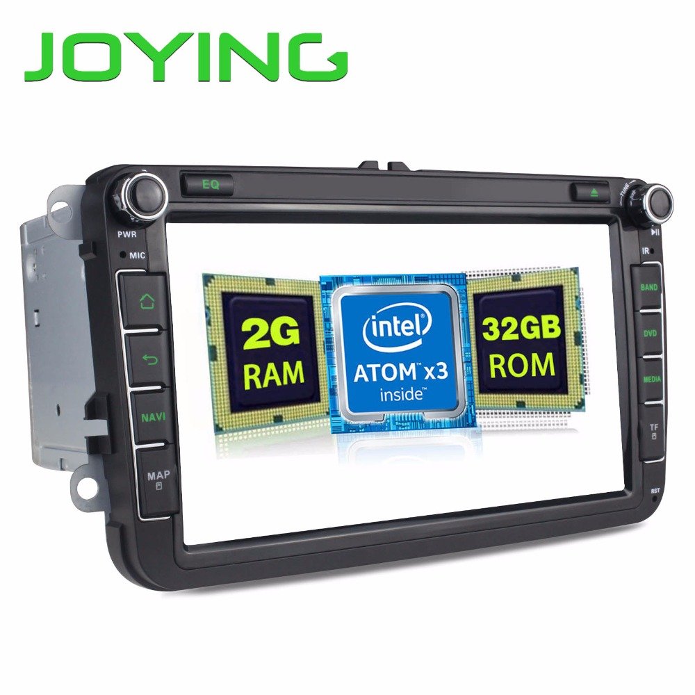 Joying 2 Din Android 5 1 Quad Core 2GB 32GB 1024 600 Car Stereo GPS Navigation