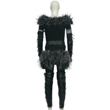 Death Note Shinigami Ryuk Cosplay Costume with gloves and leg cover