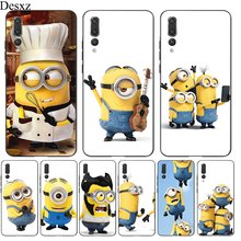 Desxz Silicone TPU Phone Case Minion My Unicorn For Huawei Honor Note 6A 7A 7C 7X 8 9 10 Lite 8X 8C Protection Cover Shell(China)