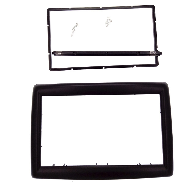 Image 5 - 2 DIN Adapter CD Trim Panel Stereo Interface Radio Car Frame Panel Fascia for RENAULT Megane II 2003 2009 2Din-in Fascias from Automobiles & Motorcycles