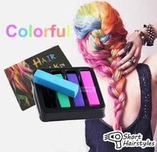 Colorful Hair Crayon Temporary Color