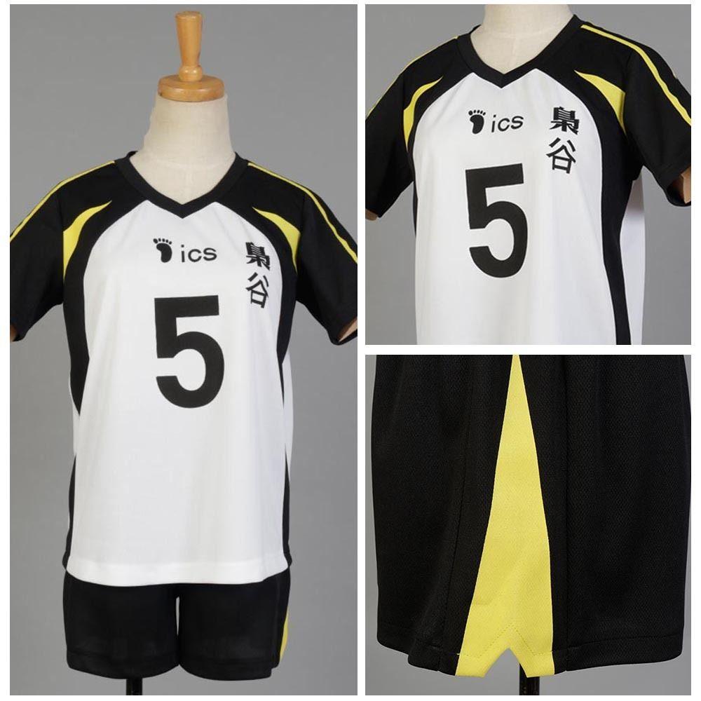 Haikyuu Haikyu#5 Keiji Akaashi Halloween Cosplay Costume Volleyball Jersey Suit