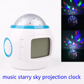 Sky Star Night Light  Indoor Lighting Atmosphere Amazing Flashing Colorful family PATY Bedroom Alarm Clock Projector Lamp