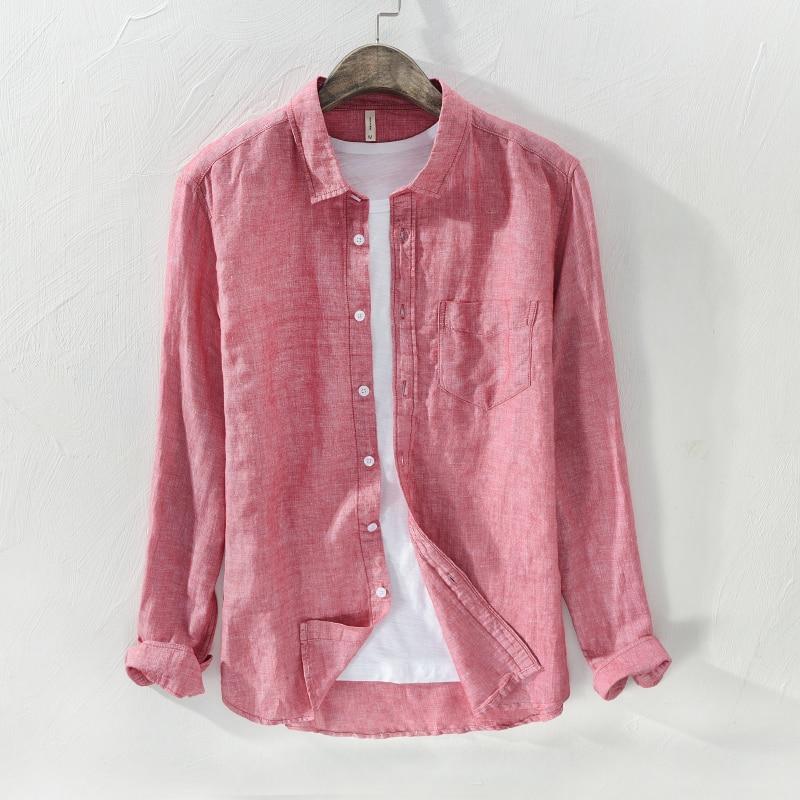 Quattro Stagioni Abbigliamento.Offerte Suehaiwe Di Marca Italia Uomini Manica Lunga Camicia