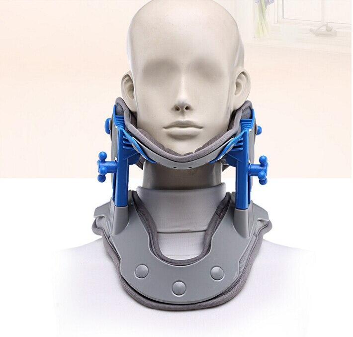 Medizinische neck kragen korrektur reparatur hals traktion gerät moxibustion wärme behandlung von halswirbelsäule instrument-in Hosenträger und Unterstützungen aus Haar & Kosmetik bei  Gruppe 1