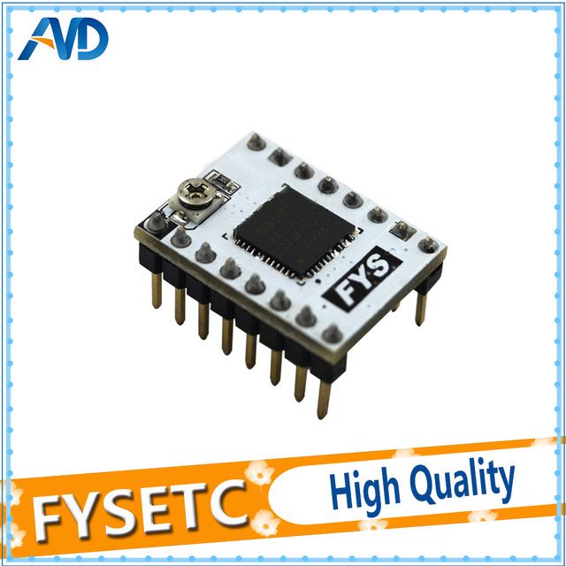 1pc 3D Printer Stepstick S109 Stepper Motor Driver TB67S109 Compatible with 57 Stepper Motor /Pololu pin definition