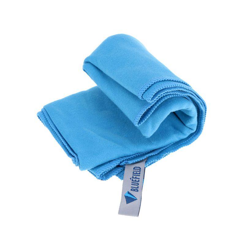 Novi mikrofiber antibakterijski ultralahki kompaktni brisači za hitro sušenje kampiranje pohodništvo brisača za roke na prostem Zw-01
