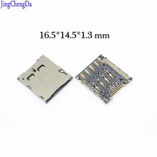 JCD For ASUS FonePad K004 me371mg Tablet SIM Card Reader Holder Connector Socket Slot Replacement Flex Cable Parts(China)