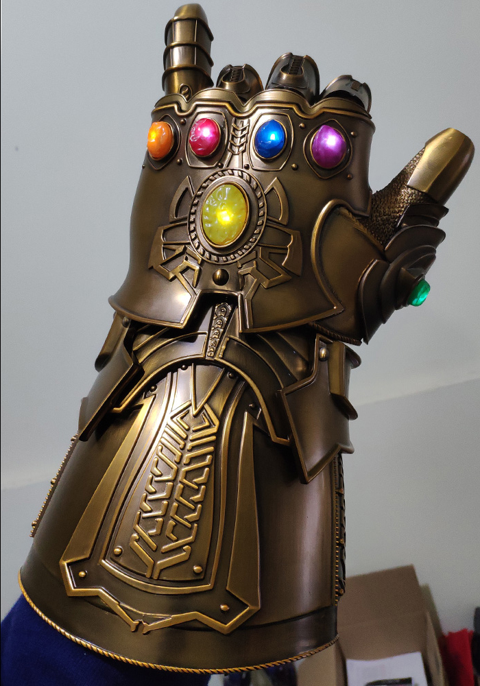 infinity gauntlet made check - 700×1000
