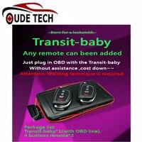 Yeni Sıcak Ürün Transit-bebek Anahtar Programcı OBD Kablo ile herhangi bir Uzaktan anahtar Çilingir için eklenebilir Doğan