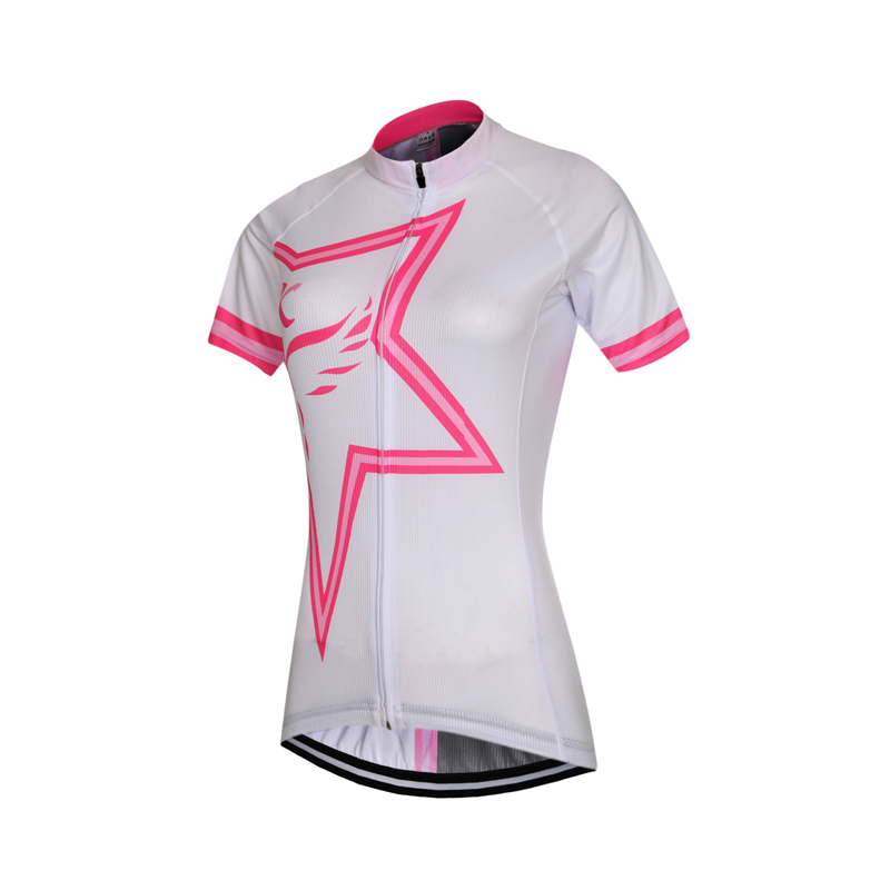 Women Cycling Jersey Top Bicycle Team Roupa Ciclismo Breathable Windproof Sportswear Bike Cycling Clothing