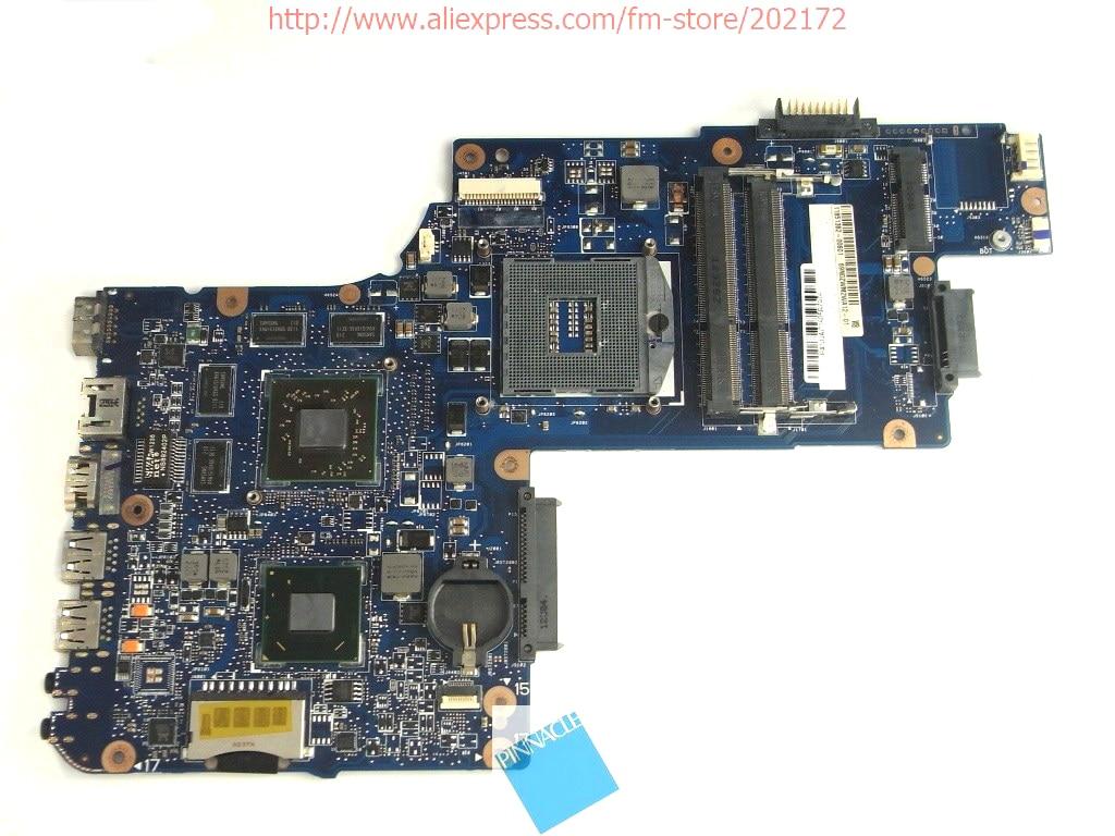 H000052370 Motherboard for Toshiba Satellite L850 C850 /w HD7600M discrete graphic