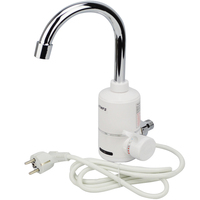 3000w New Instant Hot Water Tap Heater Tankless Electric Water Heater Kitchen Water Fauce Instantaneous