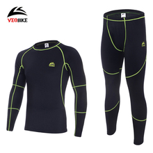 Thermal Underwear Sets 2018 New Men Winter Fleece Long Johns Comfortable Warm Thermo Underwear Thickening Breathable Tights cheap HELELYN Nylon Spandex