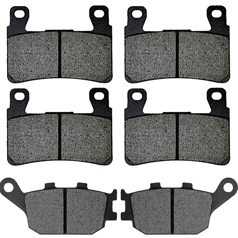 Able Motorcycle Front Rear Brake Pads For Honda Cb1100 Cb 1100 2013 2014 Abs Model Brake Disks Motorbike Brakes