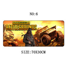 Large PUBG mouse Pad Battlegrounds Gaming Mousepad